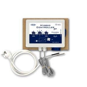 Trafo toerenregelaar met temperatuurregeling / SMS Hybrid