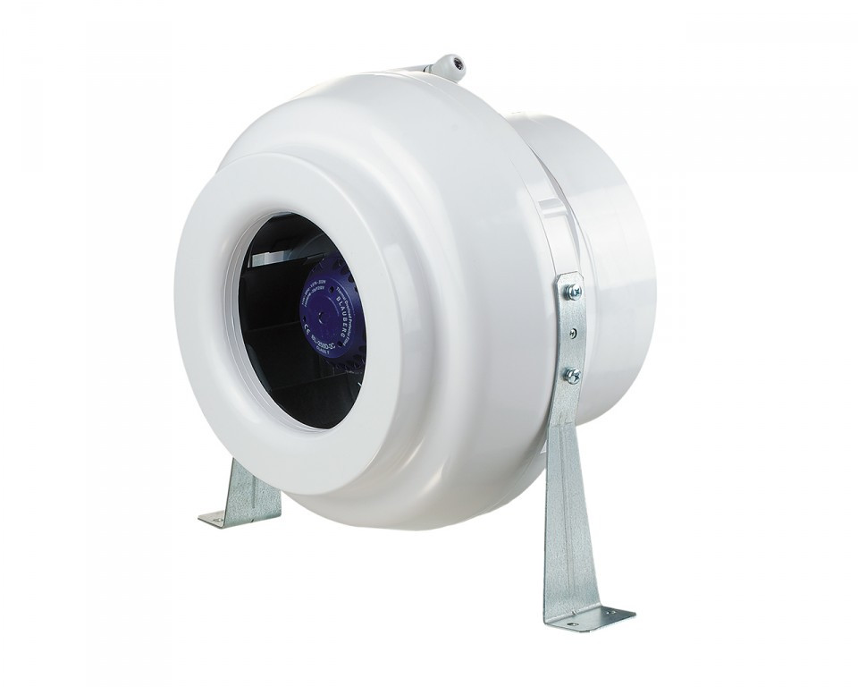 Kunststof Buisventilator 250mm Ø / 1080m3/h (type) BK