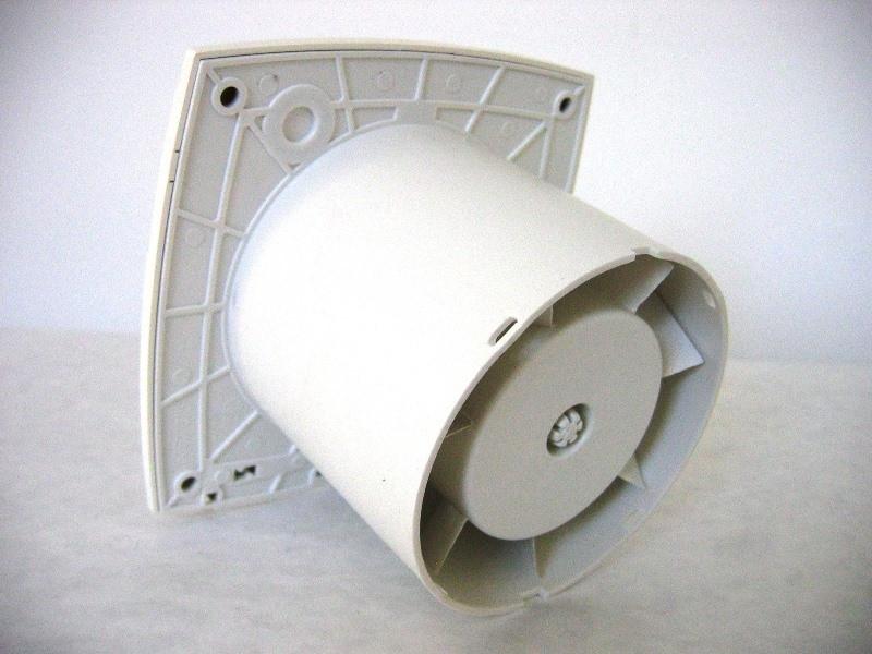 Badkamer Ventilator Dak : Badkamerventilator Ø mm m met timer kopen ventilatiedeal