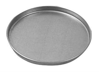 Deksel voor spirobuis 80mm Ø (type D)