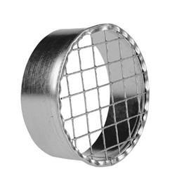 Gaasrooster voor spirobuis diameter 150mm