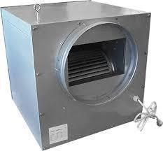 Afzuigbox 2650m3/h | Ø 250mm | 1400 toeren | 45x45x45cm
