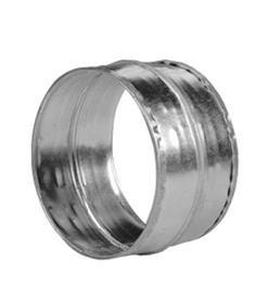 verbindingsstuk voor spirobuis 100 mm Ø type V