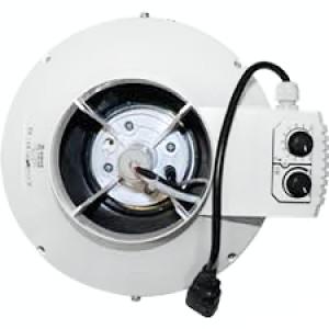 Buisventilator met thermostaat Ø 125mm  355m3/h  BKU