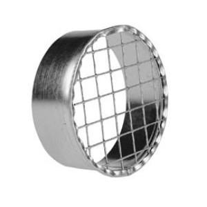 Gaasrooster voor spirobuis diameter 125mm