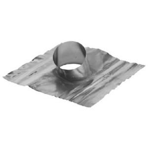 dakpan met loodslab 25° Ø 450mm